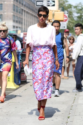 Best of NYFW SS15 Streetstyle 46