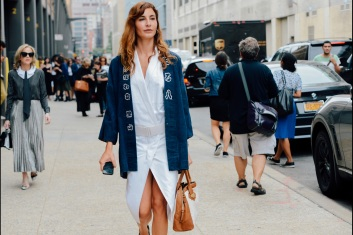 Best of NYFW SS15 Streetstyle 62