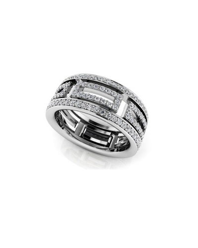 Anjolee Glamorous Diamond Eternity Ring