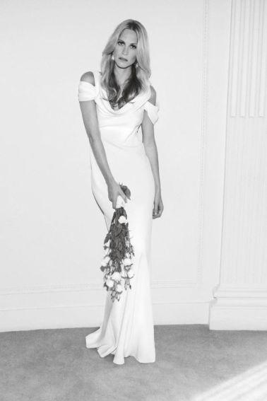 Alberta Ferretti Bridal 2012