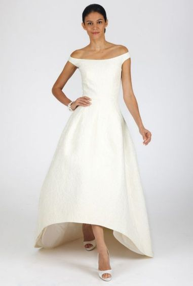 Oscar De La Renta Wedding Dresses Fall 2013