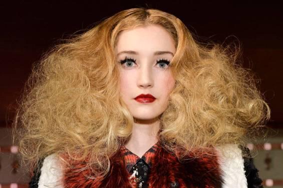 Halloween Makeup Inspiration From Runway | Alice Olivia FW 2014