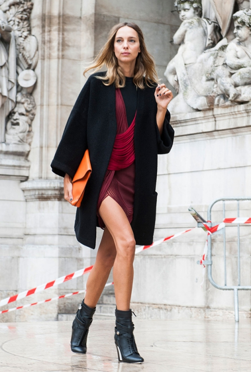 Best of Paris Fashion Week SS15 Street Style 102