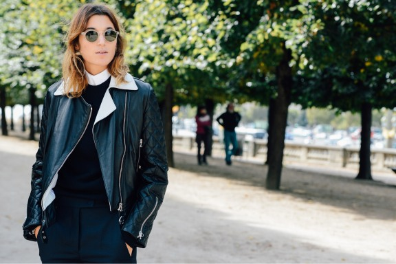 Best of Paris Fashion Week SS15 Street Style 25