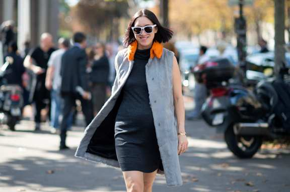 Best of Paris Fashion Week SS15 Street Style 45