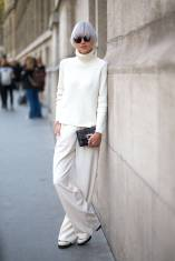 Best of Paris Fashion Week SS15 Street Style 54