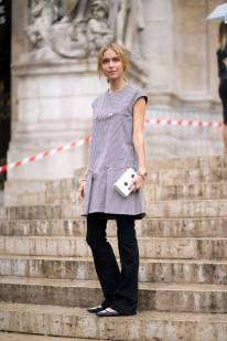 Best of Paris Fashion Week SS15 Street Style 72