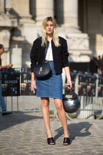Best of Paris Fashion Week SS15 Street Style 76