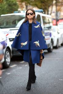 Best of Paris Fashion Week SS15 Street Style 77