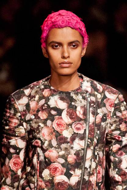Halloween Makeup Inspiration From Runway | Givenchy Fall2013