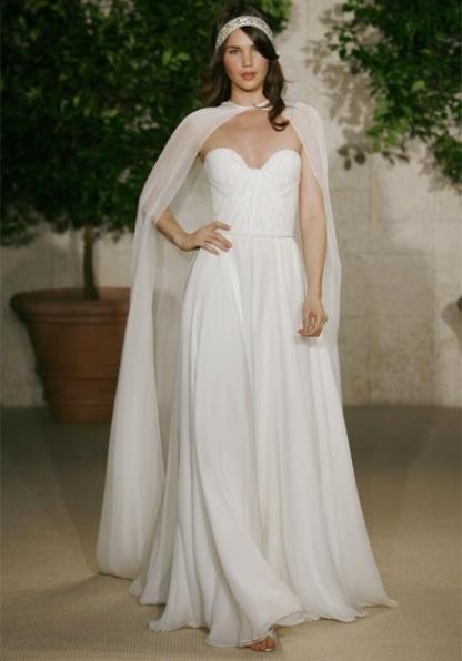 Pagan Wedding Dress