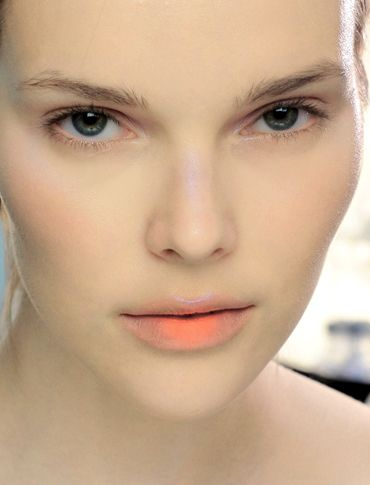 stained lips fall 2014 beauty trends 7